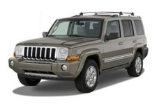 Jeep Commander Restyle