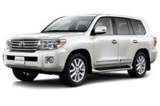 Toyota Land Cruiser 200 restyle