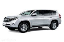 Toyota Land Cruiser Prado restyle 2