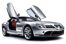Mercedes-Benz SLR-klass McLaren Roadster